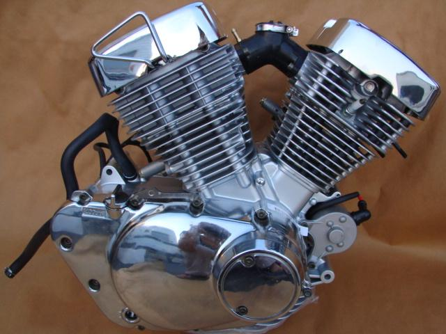 Lifan 250cc V Twin Honda Engine Motor Mini Chopper Bike